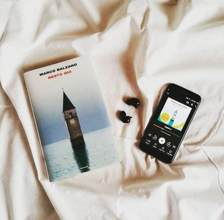 Resto qui libro e audiolibro