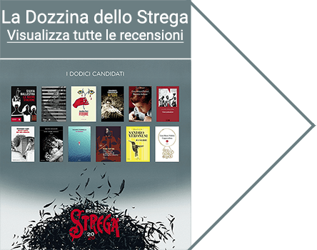 Premio Strega 2020 - La dozzina dello strega
